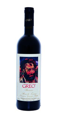 Vino Rosso Bernino Greo Colline Lucchesi